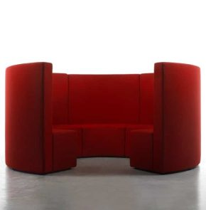 ASSISE MOOD SLICE ROUGEAB Materic
