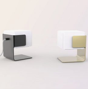 LAMPE A POSER CUBE SDN MATERIC
