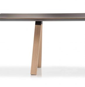 TABLE PIETEMENT BOIS ARKI PDL MATERIC 4