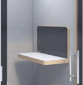 CABINE ACOUSTIQUE STAND UP SB 2 Materic